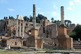 kerk achter de muren rome